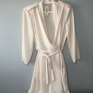 ARITZIA WILFRED WRAP DRESS